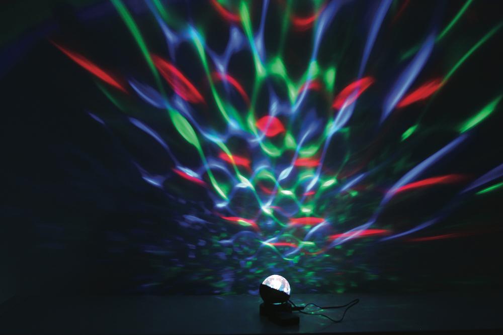 Un projecteur de lumière pour sa chambre d'ado !