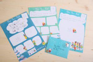 lettres et enveloppe