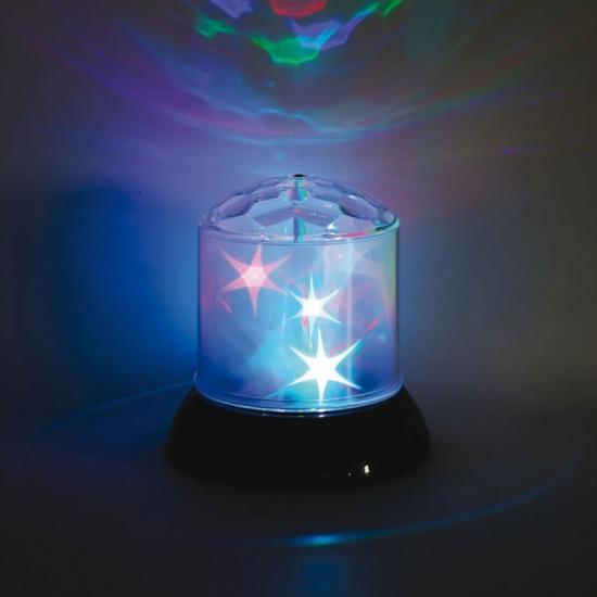 Le projecteur star pour un spectacle lumineux magique