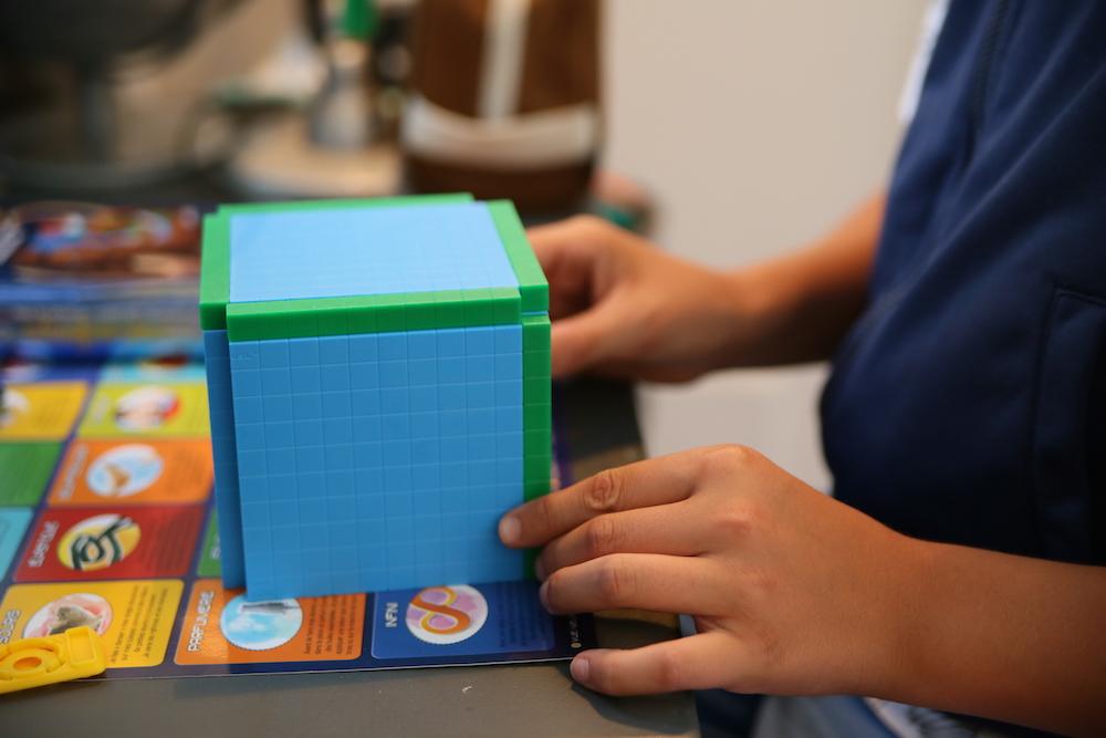 Cube maths Méthode Singapour