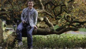 Photographe Oliver Hellowell, porteur de trisomie 21