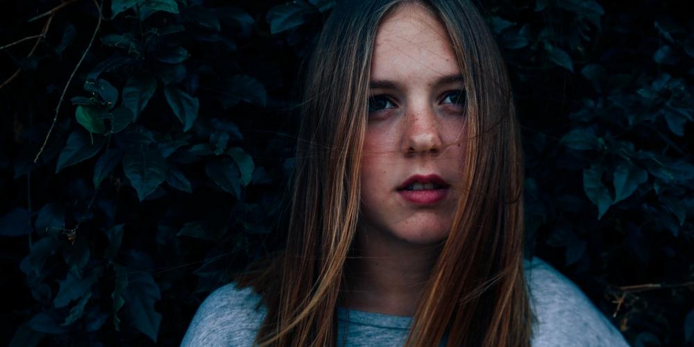 Handicap : fille à la puberté