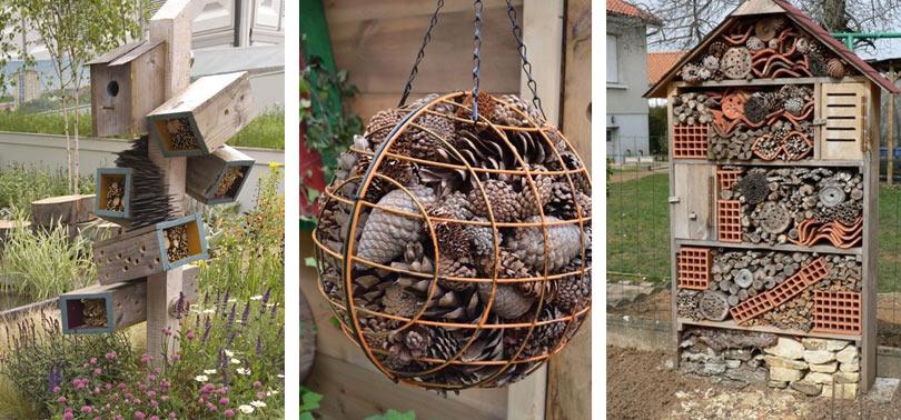 8 idées pour créer un jardin sensoriel - Blog Hop\'Toys