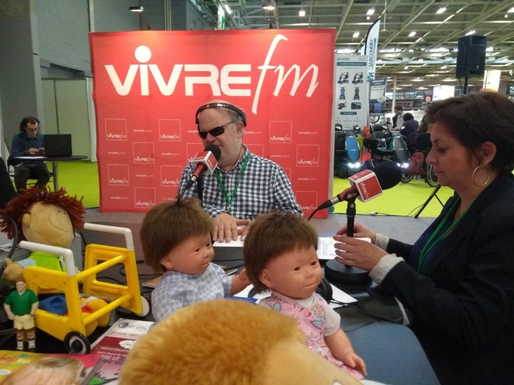 Hop'Toys sur Vivre FM