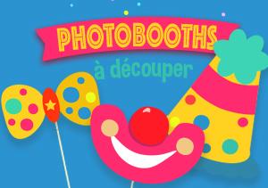 Des photobooths aux couleurs du Cirque !