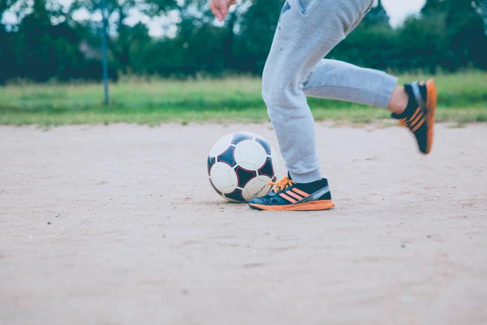 Le cecifoot pour les athlètes malvoyants ou non-voyants