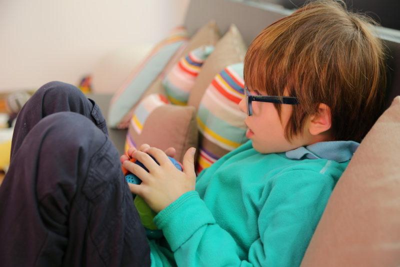 Autisme : le regard de l'enfant