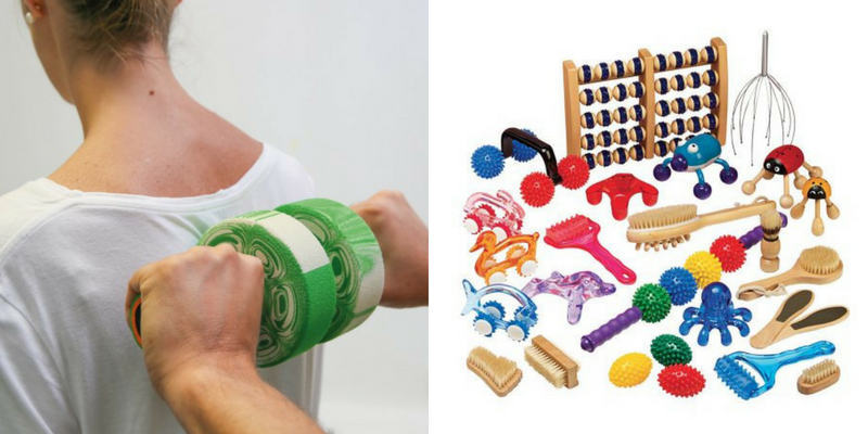 Solutions pour massages thérapeutiques