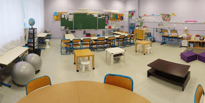 La classe flexible et les assises dynamiques, par Maitresse Aurel
