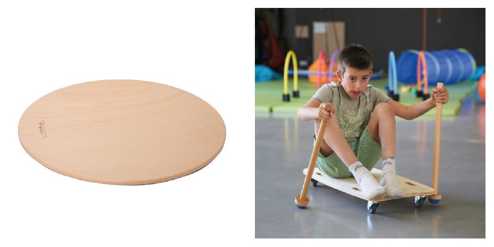 material para la integración sensorial