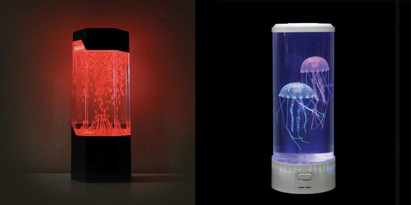lampe sensorielle