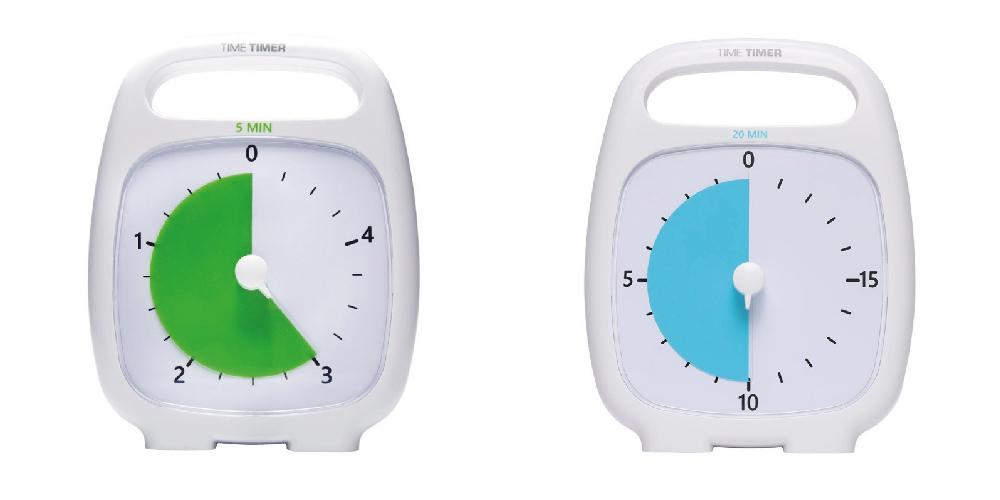 La nouvelle gamme de Time Timer, pour tous les profils