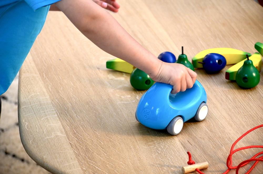 L'importance de la thérapie par le jeu chez l'enfante en souffrance