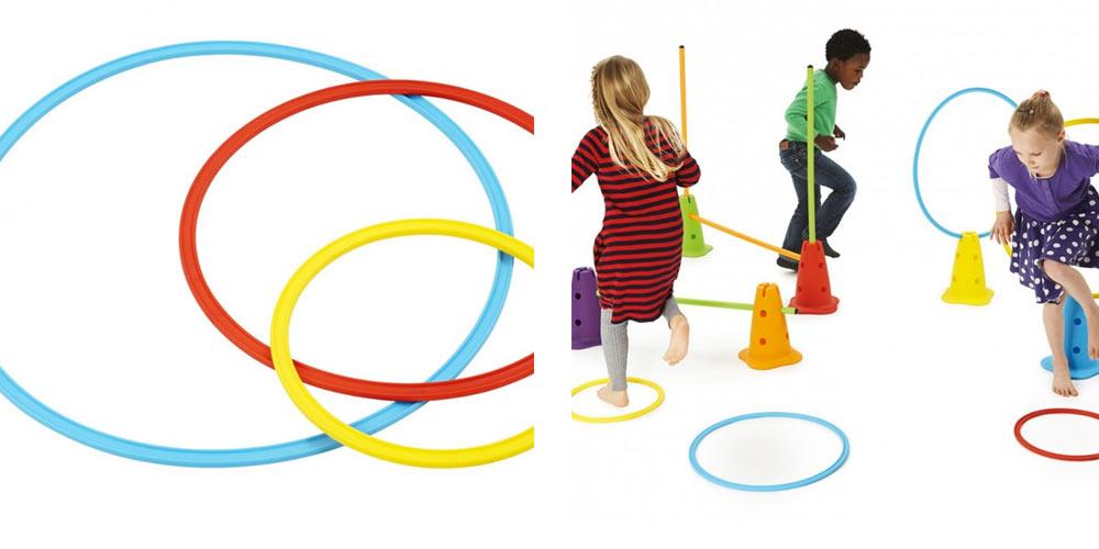 cercle hula hoop cerceau
