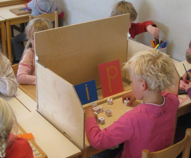 Intégration sensorielle en salle de classe