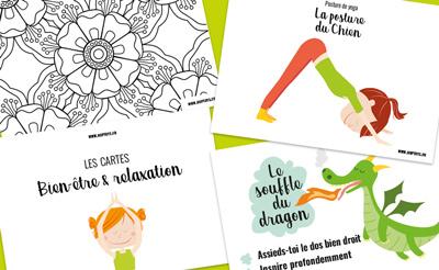 cartes méditation