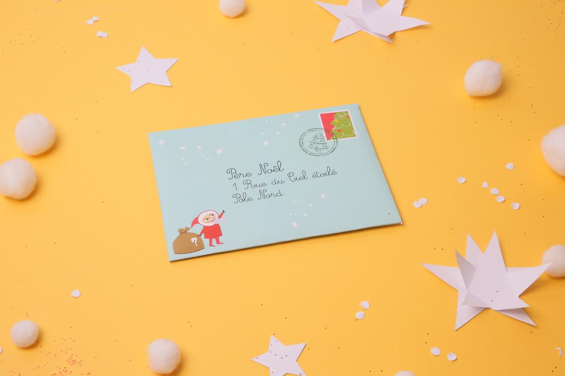 Envoyer sa lettre au Père Noël