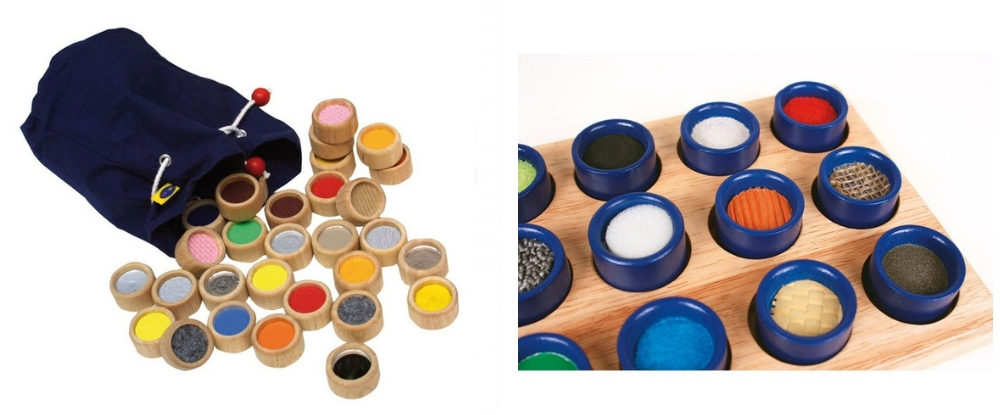 Tactilo surface et loto tactile