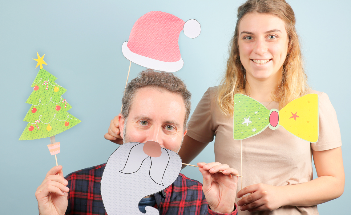 Photobooths de Noël