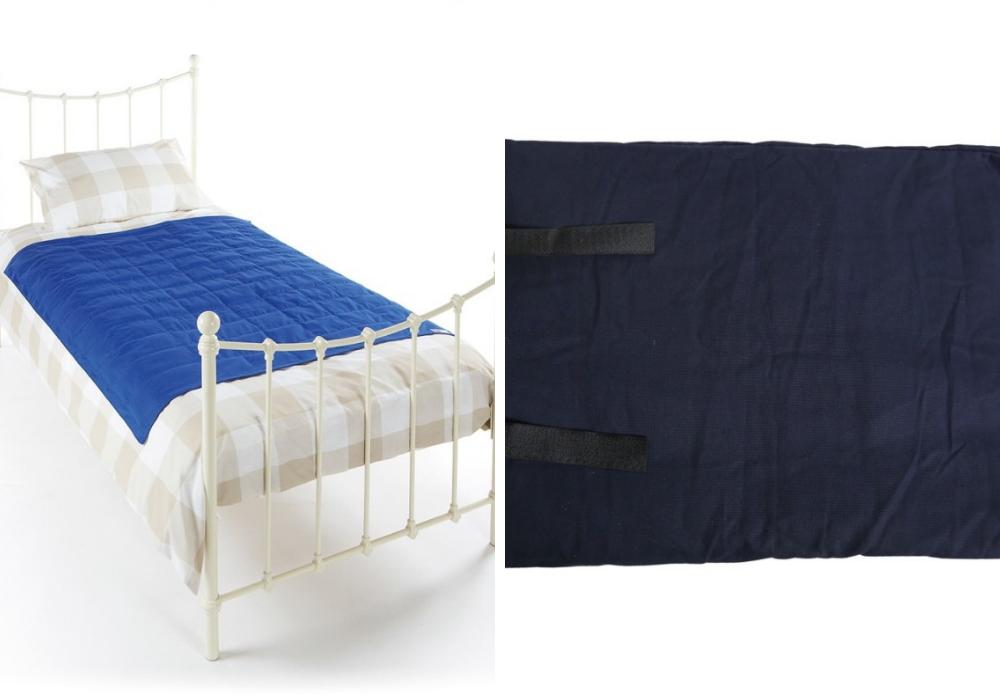 couvertures lestées