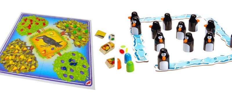 jeux en famille : Le verger et pengaloo