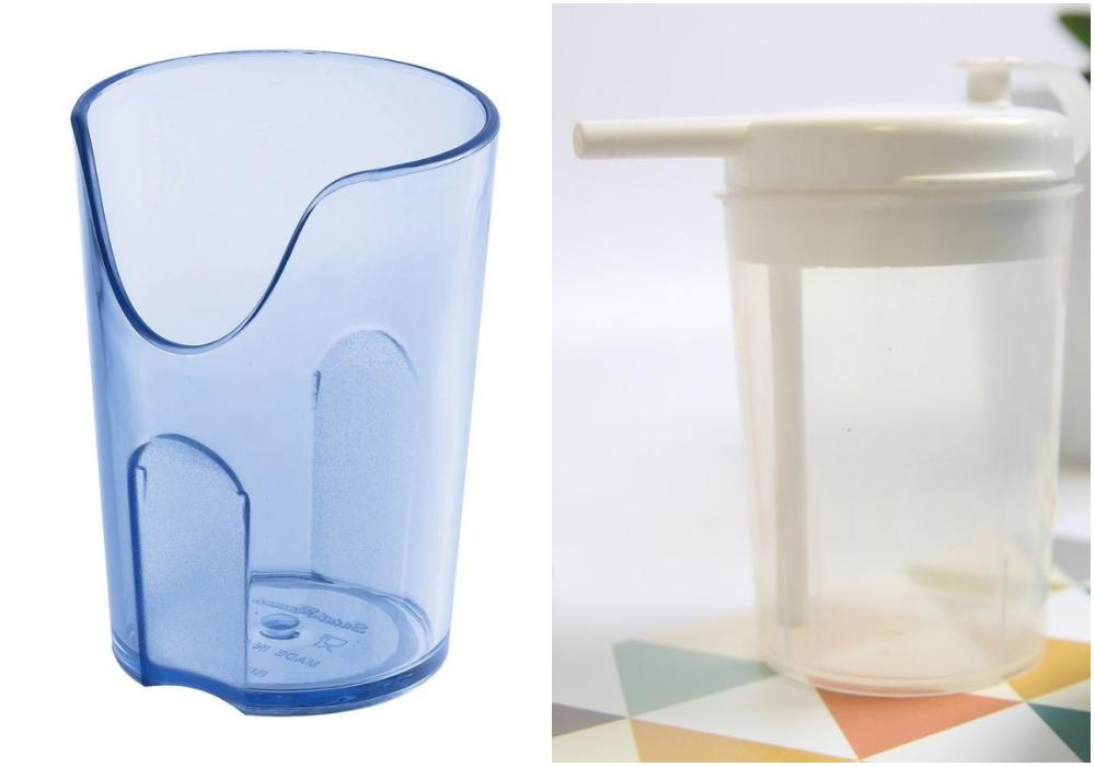 Plus d'autonomie avec le verre à découpe nasale et le verre Novo