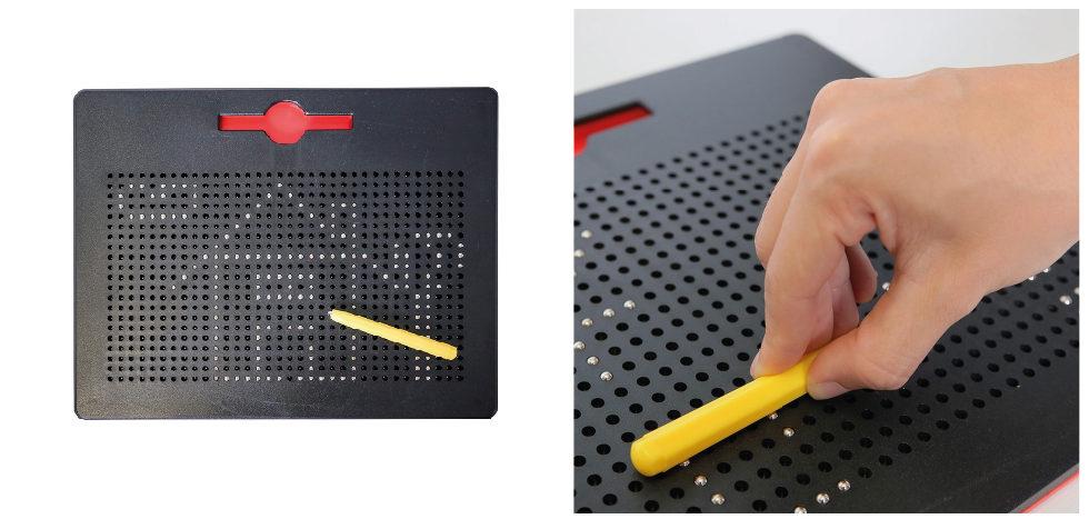 magpad et pré-braille