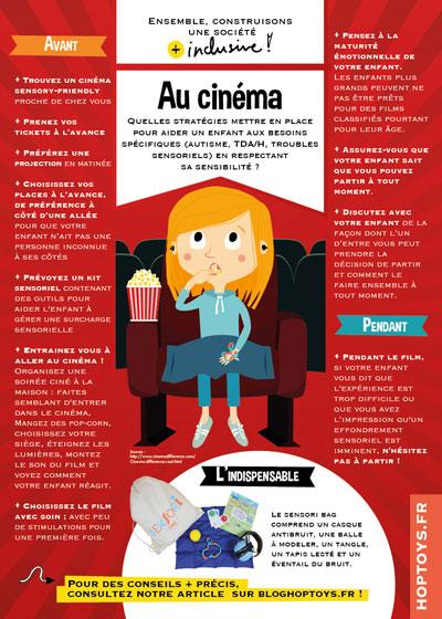 Une société plus inclusive : Au cinéma