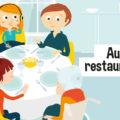 Une société + inclusive : le restaurant