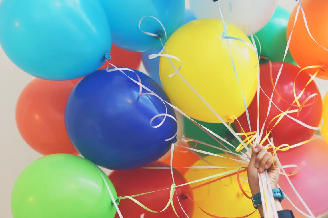 Activité oralité : gonflez des ballons !