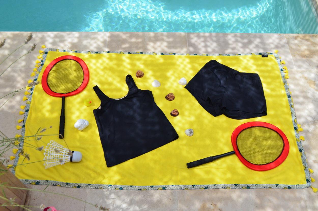 Les maillots de bains incontinences pour enfant et ado