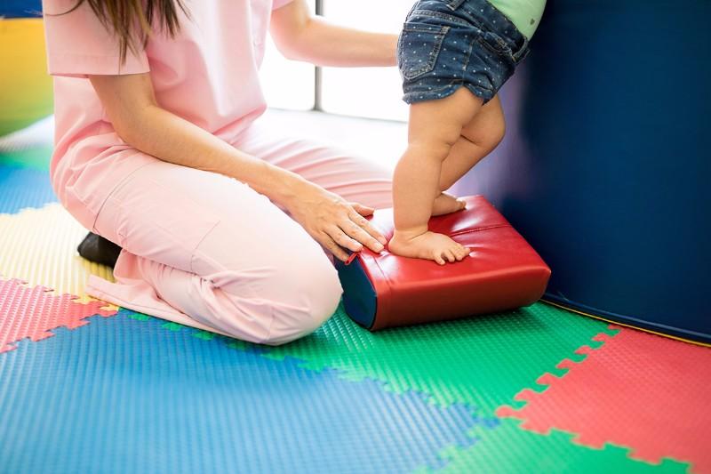 intégration sensorielle en ergothérapie