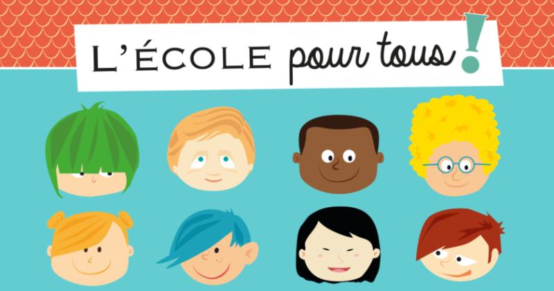l'école pour tous - promotion de la diversité et de l'inclusion
