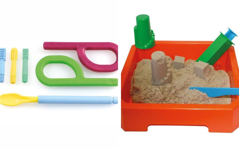 Kit de démarrage Z-Vibe et sable kinetic