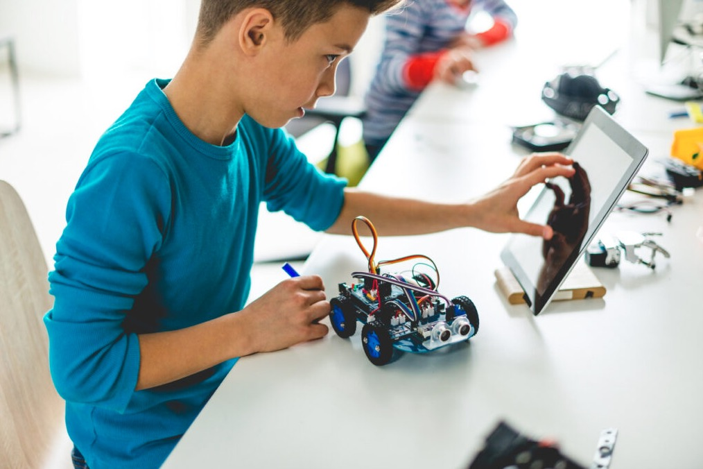 Les compétences du 21ème siècle et les enfants