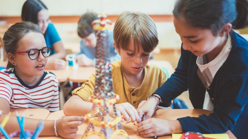 Éducation : Les compétences du 21 ème siècle pour les enfants