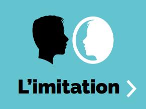 L'imitation - compétences socles du langage