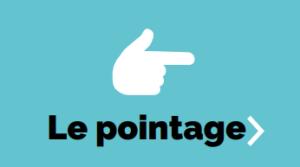 Le pointage - compétences socles du langage