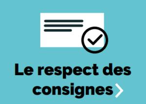 Le respect des consignes - compétences socles du langage