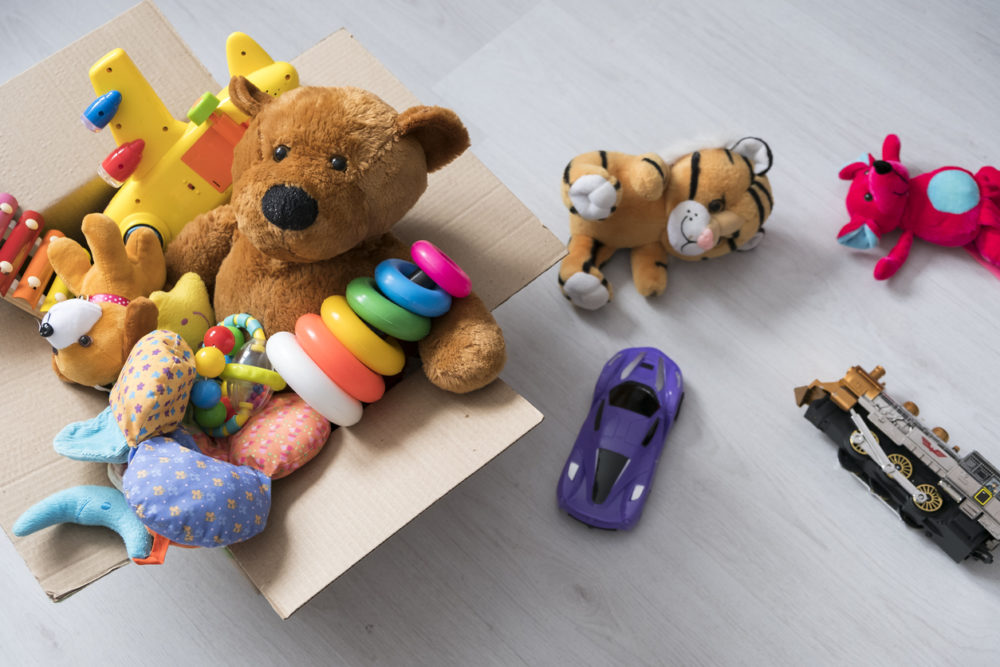 recycler ses jouets