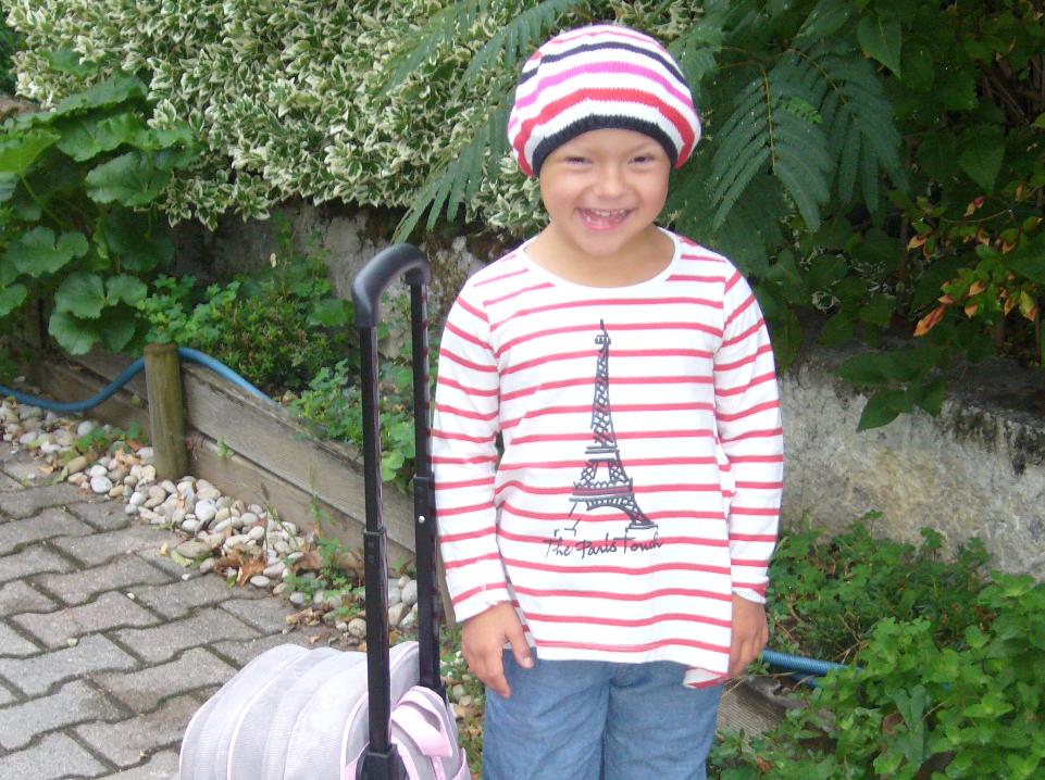 Trisomie 21 : le parcours scolaire et de vie d'Eva Lune