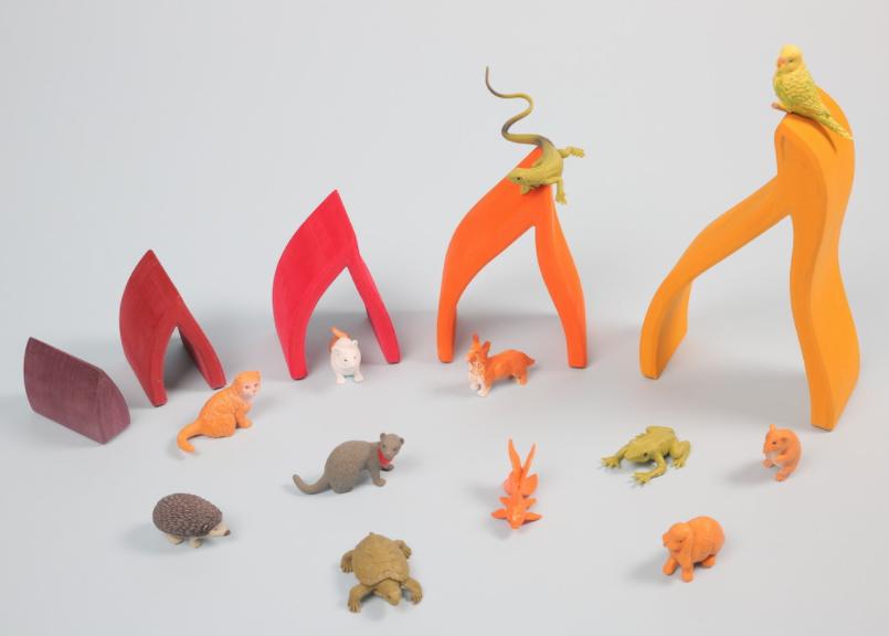 Activité : se raconter des histoires grâce aux figurines !