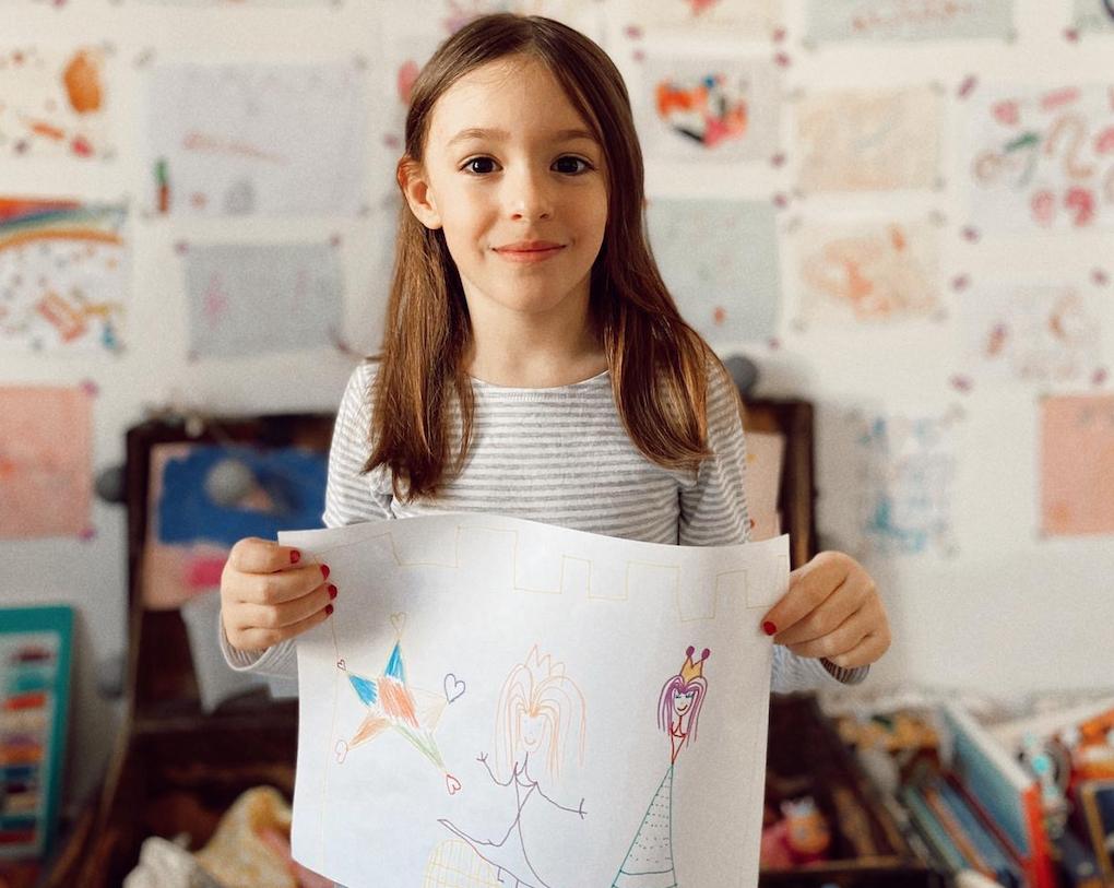 Activité enfant confinement : des défis de dessins avec la classe