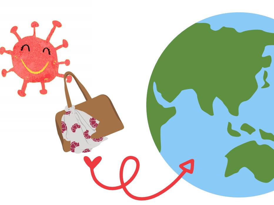 Covibook : le coronavirus expliqué aux enfants