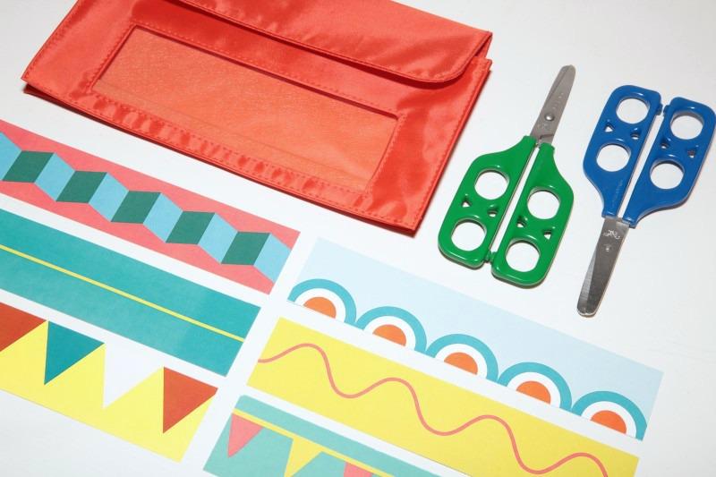 Busy bag : atelier autonome pour les enfants en confinement