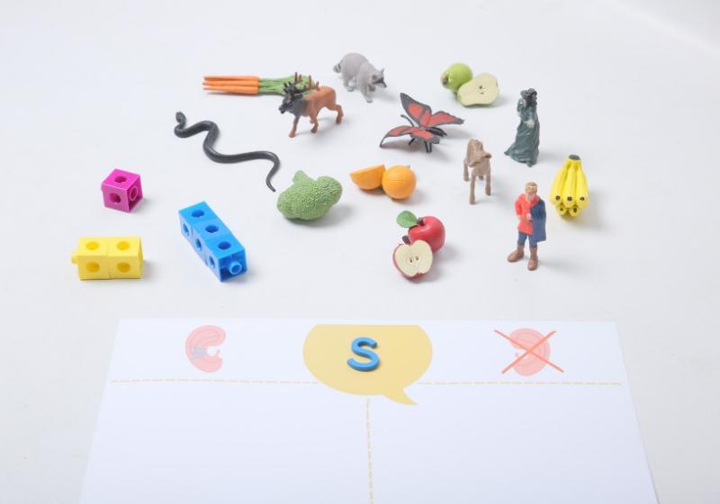Des activités ludiques avec des figurines