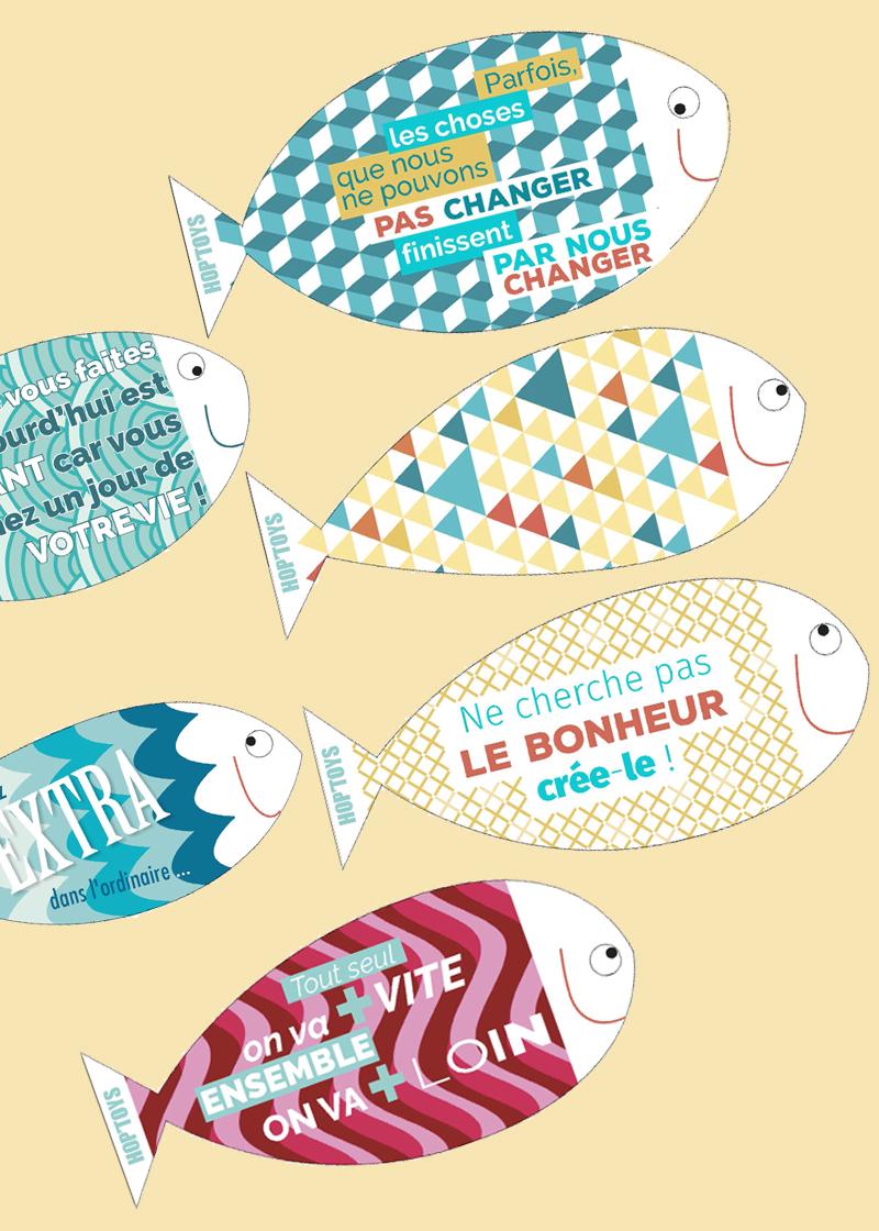 Des poissons citations
