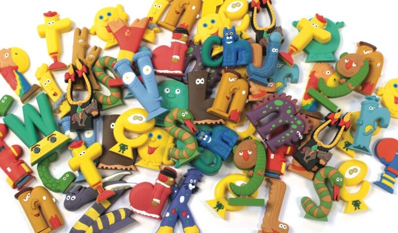 Les petites figurines Alphas