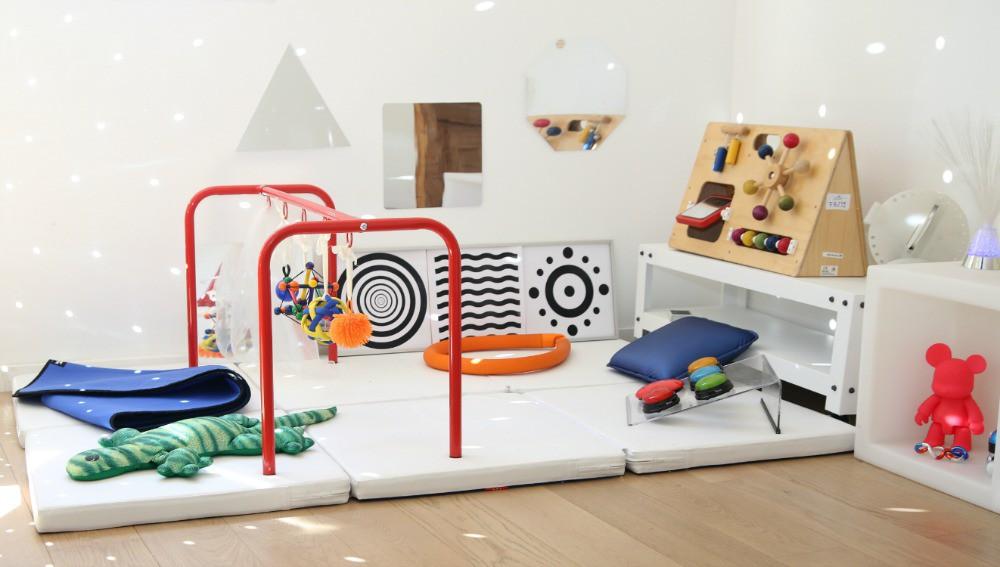 Polyhandicap : un nido montessori pour ado et adulte