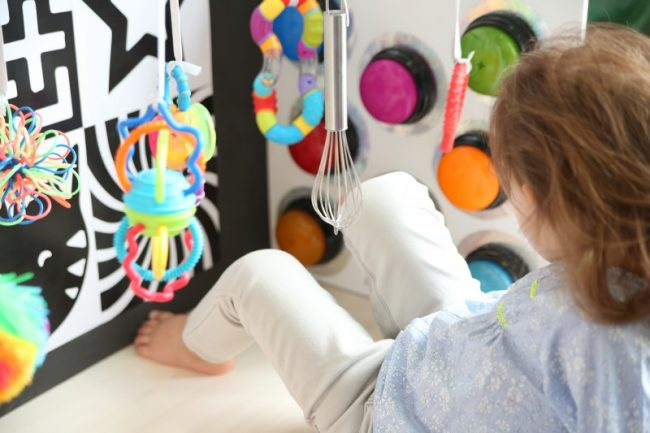 Polyhandicap : une activité pour créer la Little Room de Lili Nielsen